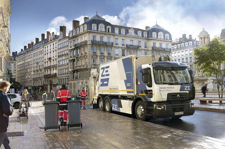 De Estreno: Renault Trucks Z.E.