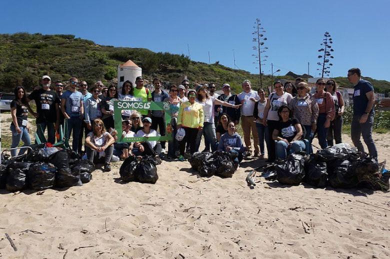 Luís Simões celebra el día del medio ambiente