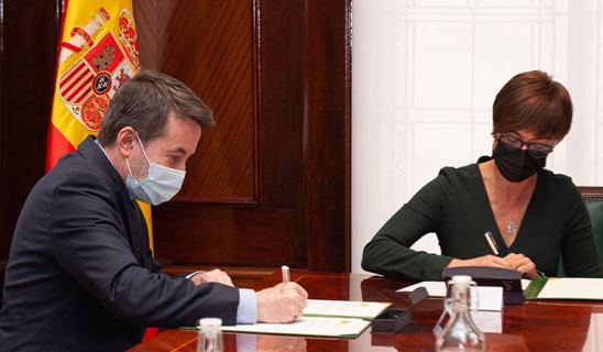 Acuerdo Repsol - Guardia Civil