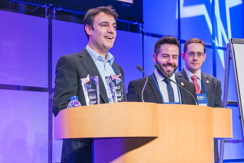 La planta de Iveco de Valladolid recibe el premio Manufacturing Excellence Award