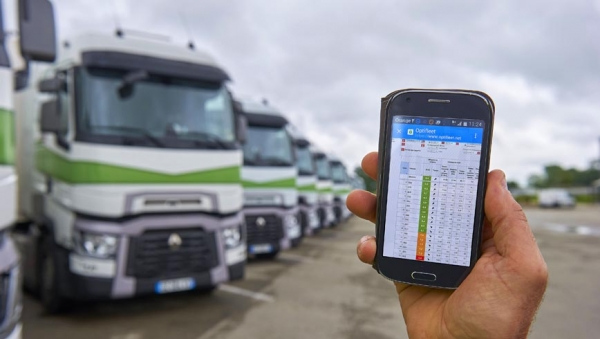 Renault Trucks Optifleet
