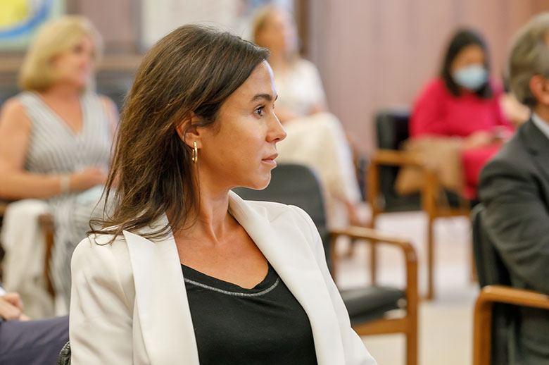 Isabel Pardo de Vera, nueva secretaria de Estado de Transportes