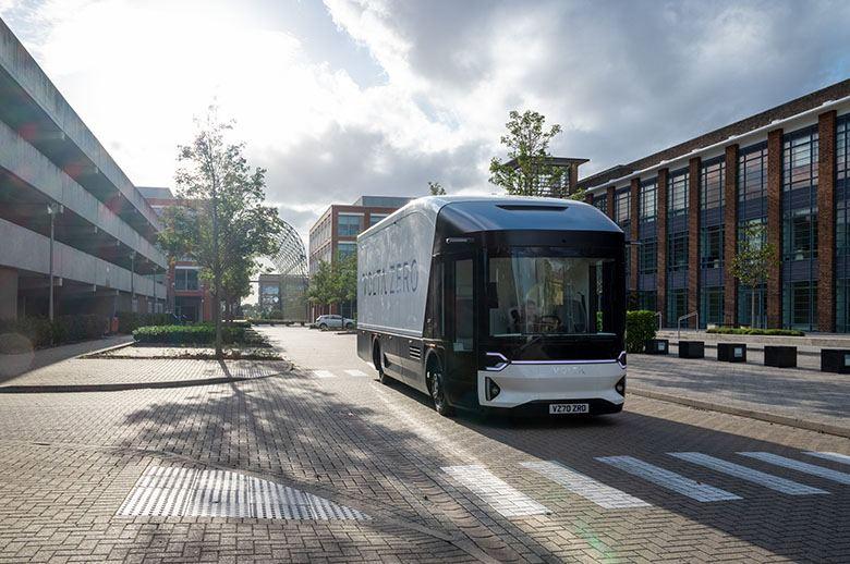 Acuerdo Volta Trucks para fabricar camiones con materiales reciclables