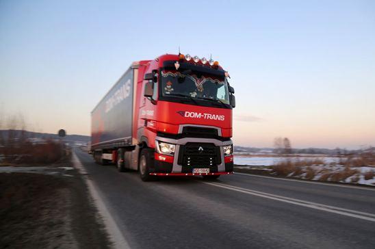 Calendario de restricciones a camiones en Europa durante este verano