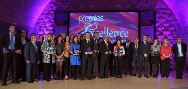 Premios Excellence cruceros 2014