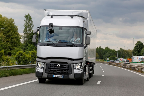 Renault Trucks T Optifuel