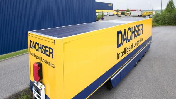Prototipo de camión solar