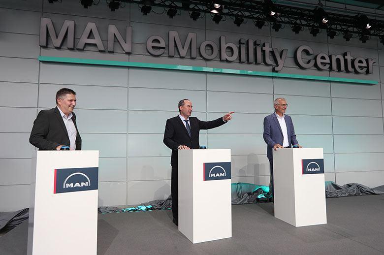 La fábrica de MAN en Múnich se vuelve eléctrica
