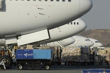 El Aeropuerto Zaragoza mejorará su terminal de carga