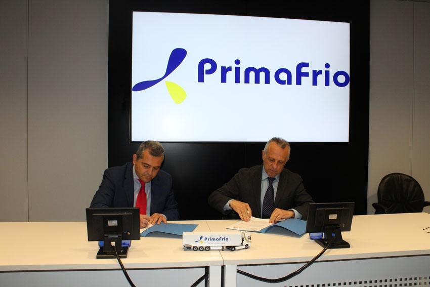 La Fundación Primafrio firma un acuerdo con FEM para la promoción científica en Murcia