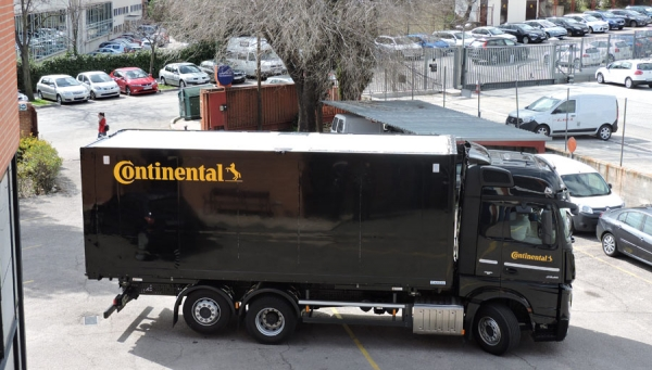 Continental Innovation Truck