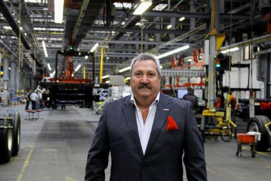 Javier del Mazo, nombrado director comercial de Kögel para la Península Ibérica