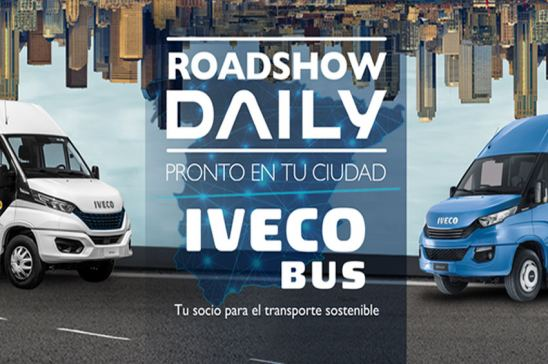 Roadshow de Iveco Bus