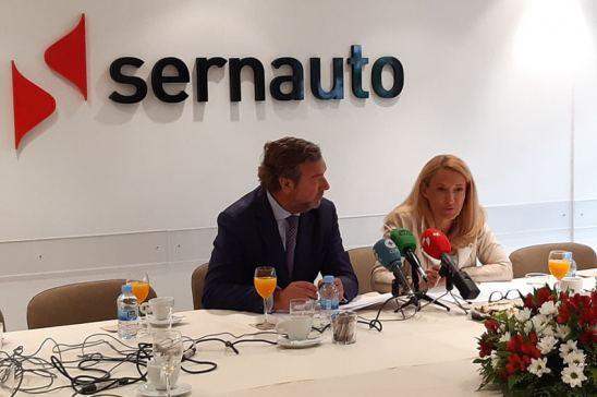 La industria española de componentes facturó 37.170 millones de euros en 2018