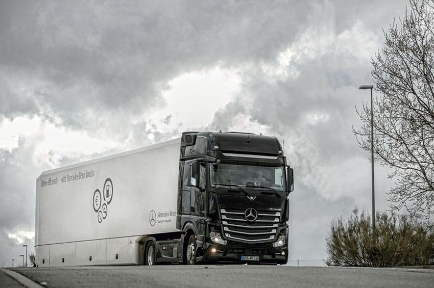 Las ventas de camiones crecen más del 5% de enero a julio