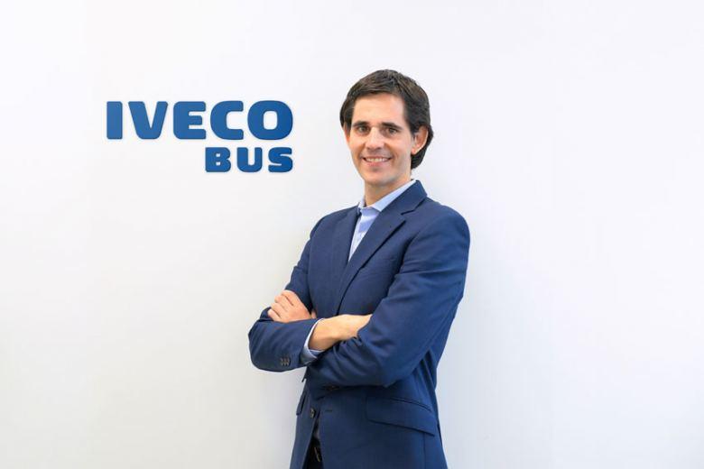 Alejandro Martínez, nuevo director de Iveco Bus para la Península Ibérica