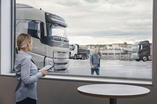Concesionario de camiones Volvo