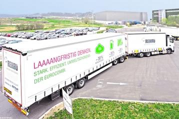 El Grupo REHAU implementa SAP TM en su flota de transporte