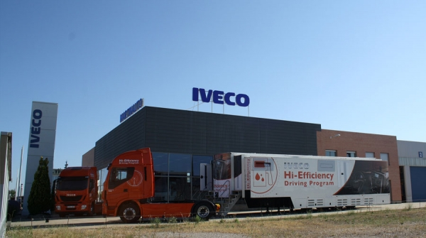 Hi-Efficiency Driving Program de Iveco
