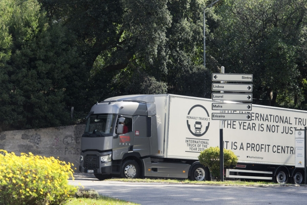 Renault Trucks Optifuel Challenge