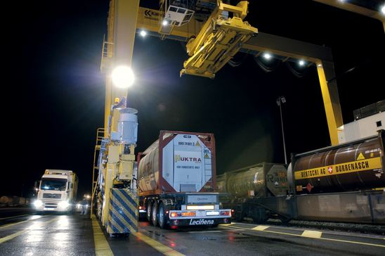 Especial Transporte Multimodal: Análisis del sector (parte I)