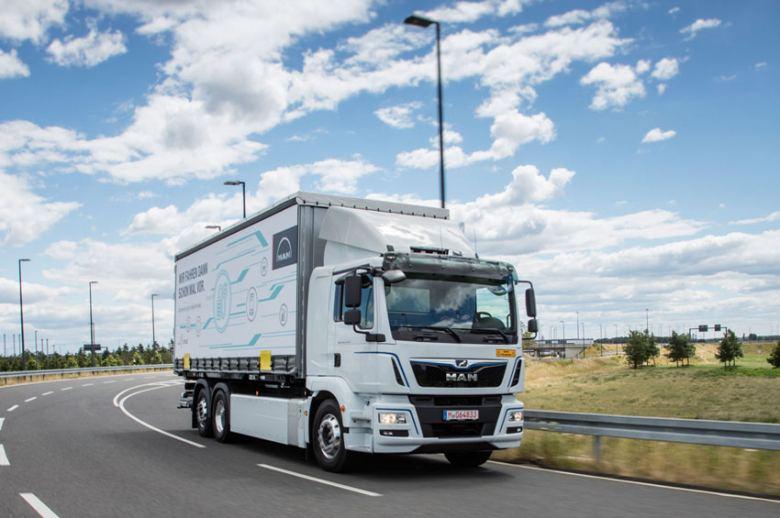 MAN recibe el Premio europeo a la sostenibilidad en el transporte
