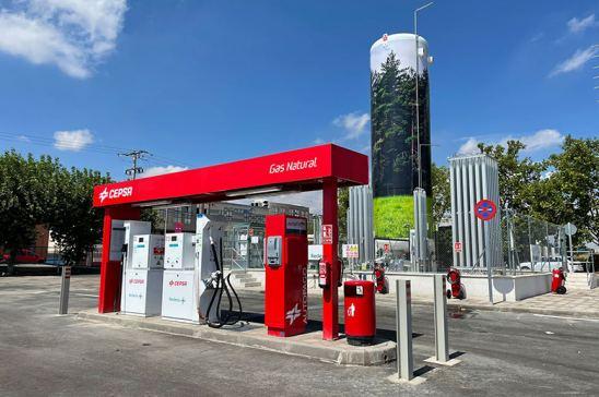 Cepsa y Redexis avanzan en la expansión del gas natural vehicular en España