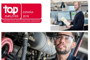 Scania, empresa Top Employer