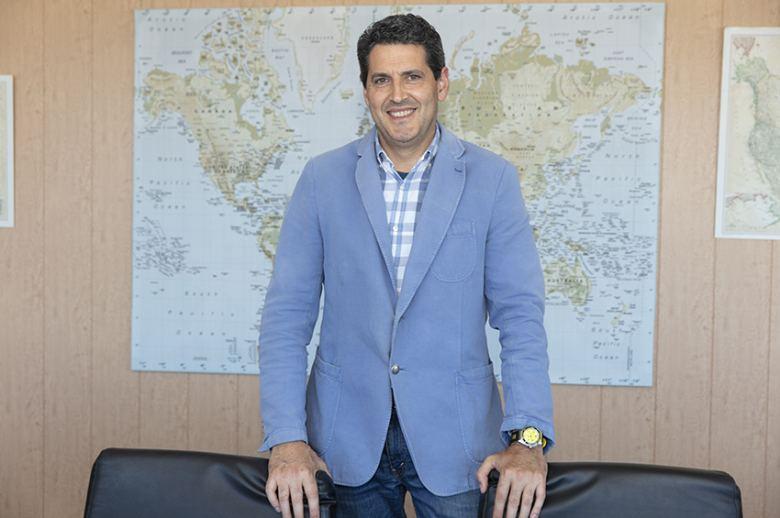 Entrevista con Fernando Pérez, presidente de Cylog