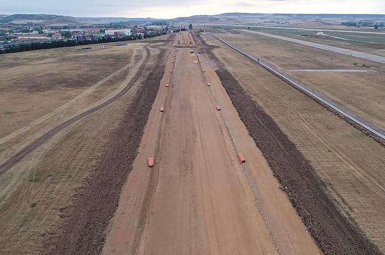 El Centro de Transportes de Burgos ampliará sus instalaciones en 220.000 m2