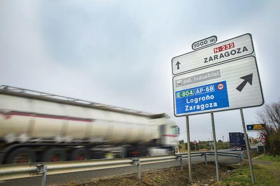 La siniestralidad vial en La Rioja, al alza
