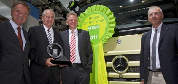 Truck of the Year 2011