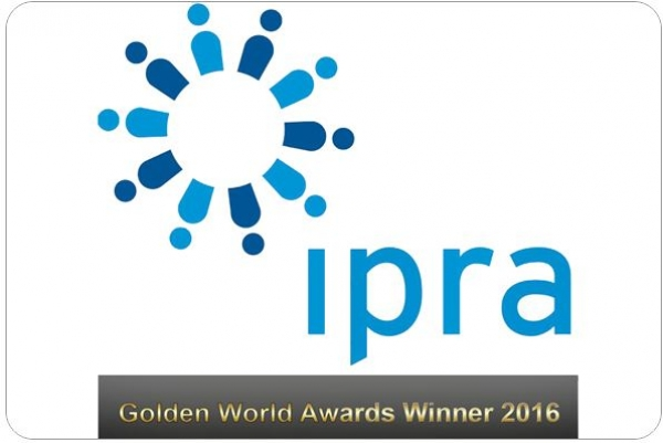 Premios IPRA Golden Awards 2016
