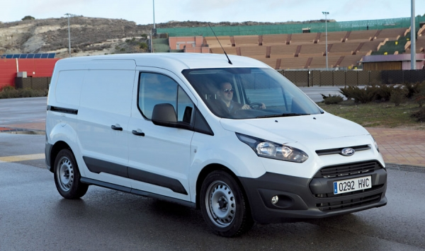 Nueva Ford Transit Connect