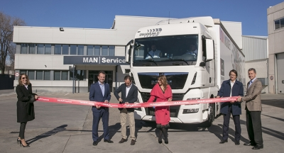 MAN TGX 18.500 4X2 BLS EfficientLine 3