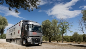 Renault Trucks Optifuel Challenge 2017