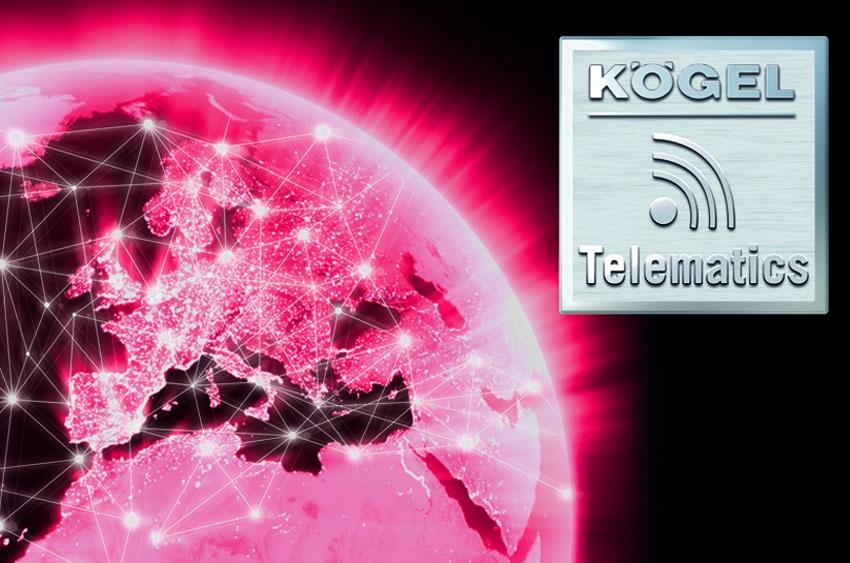 Kögel presenta su nueva solución telemática en la IAA