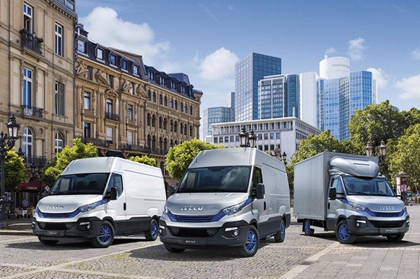 Iveco mostrará sus vehículos propulsados con energías alternativas en la IAA