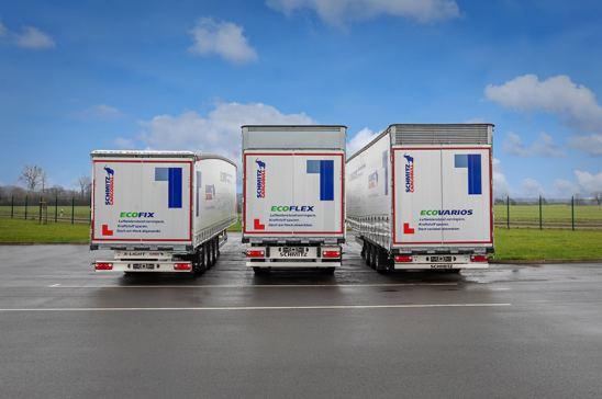 Schmitz Cargobull presenta sus equipos EcoGeneration