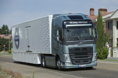 Volvo FH-500 I-Shift DUAL CLUTCH Globetrotter XL