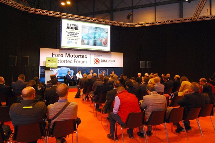 Adine reúne a fabricantes, distribuidores y talleres en Motortec