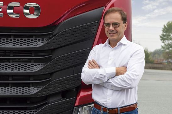 Thomas Hilse presidente de IVECO