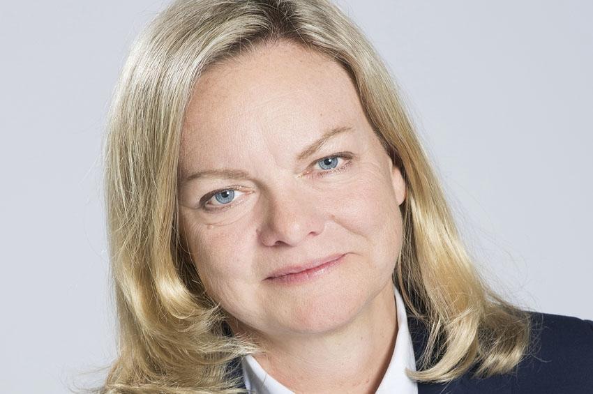 Heléne Mellquist, nueva presidente de Volvo Trucks Europa
