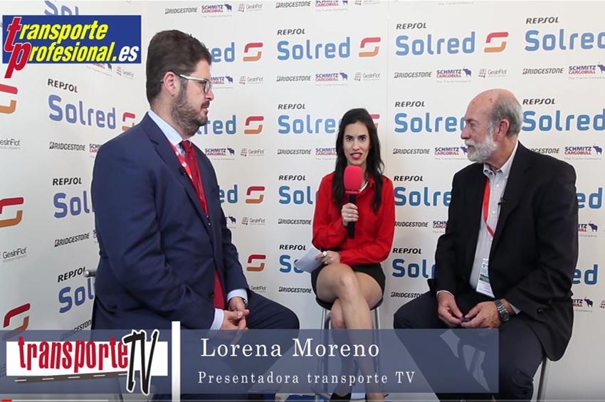 Video entrevista Borja de Torres -  Protagonistas del Transporte