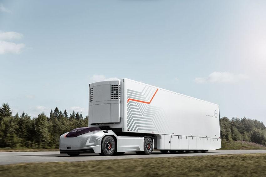 Los camiones del futuro serán eléctricos y autónomos según Volvo Trucks