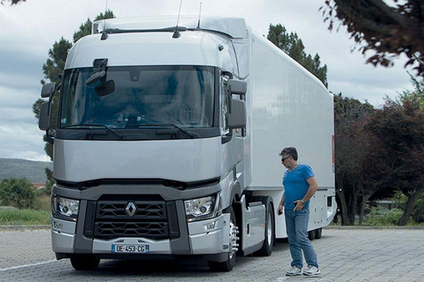 Las ventas de camiones crecen un 5% en el primer semestre del año