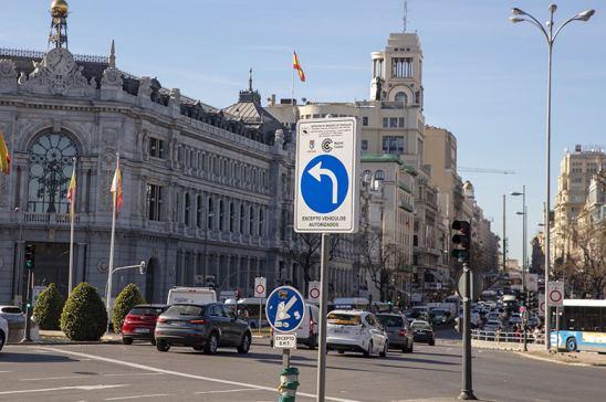 Madrid aprueba la normativa de Zona de Bajas Emisiones, que sustituye a Madrid Central