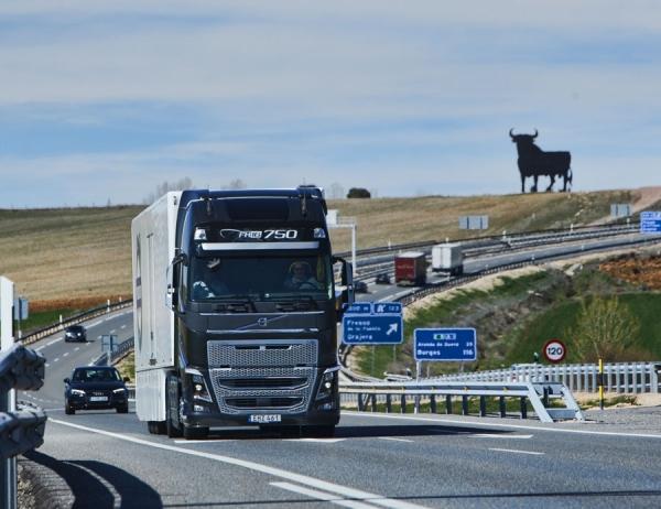 Transporte por carretera en Europa