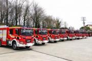 Vizcaya apuesta por vehículos de servicio de extinción de incendios equipados con Allison