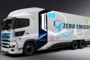 Toyota e Hino desarrollan un camión eléctrico de pila de combustible en Estados Unidos